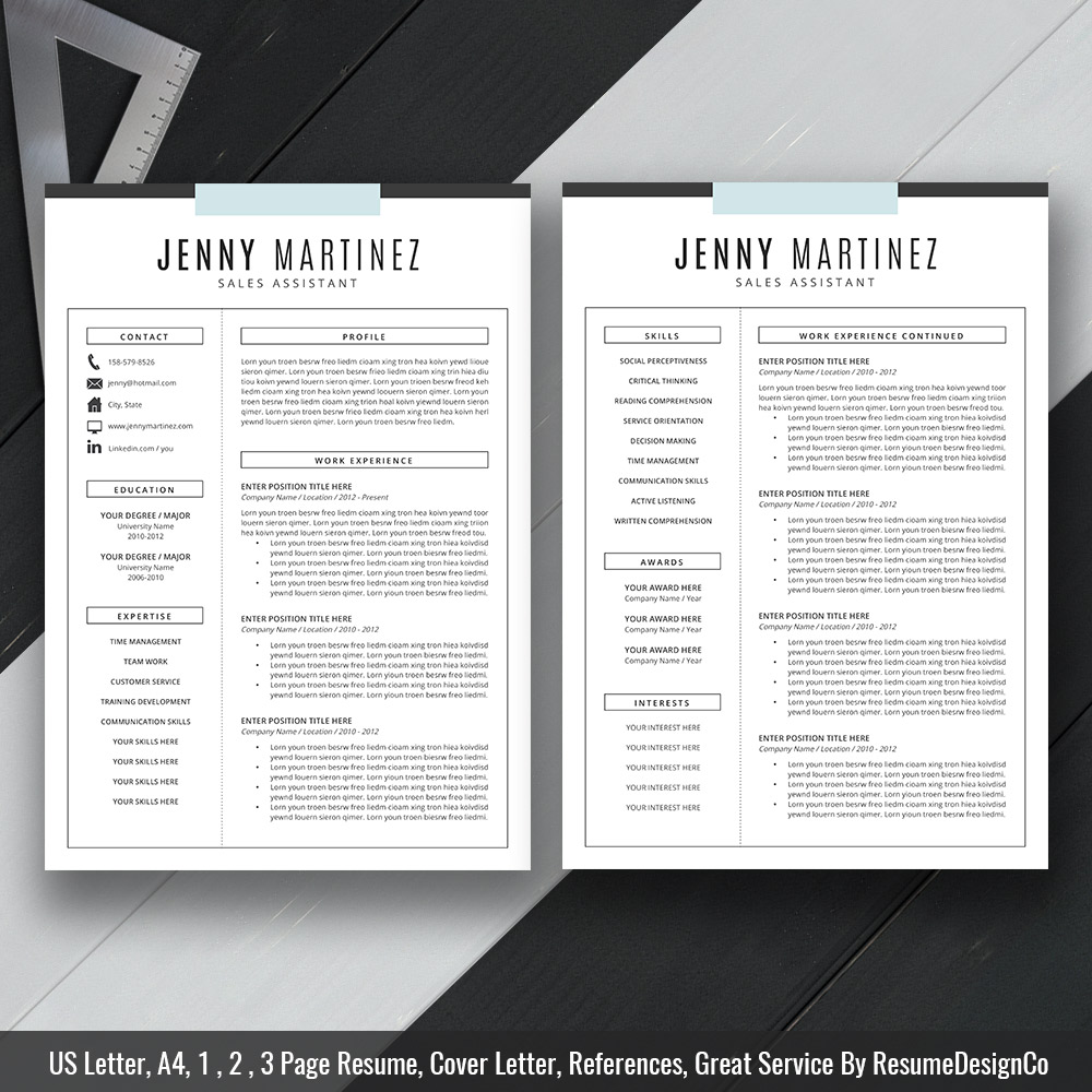 student resume    cv template for ms word  first job resume